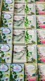 J r Bücher R Tolkien angezeigt auf einem Stand in der Eskisehir-Buchmesse stockfotos
