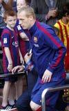 Jérémy Mathieu FC Barcelone v La Corogne Liga - Espagne Royalty Free Stock Images