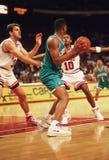 J.R. Reid, Charlotte Hornets Royalty Free Stock Image