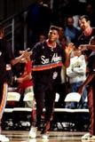 J ρ Reid, San Antonio Spurs Στοκ εικόνες με δικαίωμα ελεύθερης χρήσης