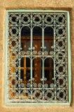 Języka arabskiego stylowy okno Obrazy Royalty Free