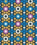 Języka arabskiego wzór Zdjęcia Royalty Free
