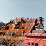 Jaïnisme et hindouisme Images libres de droits