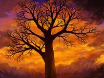 ja jeżeli drzewo był ilustracji