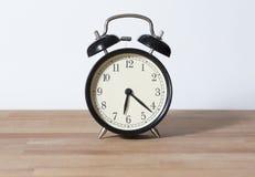 Ja jest 6:22 o ` zegarem Zdjęcia Stock