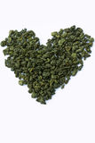 ja kocham herbaty Zdjęcie Royalty Free