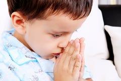 ja modli się Zdjęcia Royalty Free