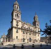 Jaén Cathedral, Spain Stock Photos
