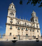 Jaén Cathedral, Spain Royalty Free Stock Photos