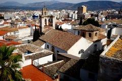 Jaén, Spain Royalty Free Stock Photos