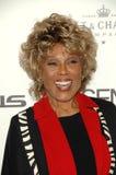 Ja'net DuBois aux 2èmes femmes de couleur annuelles d'essence à Hollywood attribue le déjeuner. Hôtel de Beverly Hills, Beverly Hi Photographie stock
