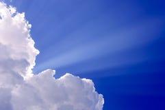 jaśni nieba Obrazy Stock