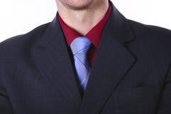 ja obsługuję krawat Zdjęcia Stock