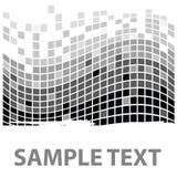ja tekstura próbki kwadratów tekstura Zdjęcie Royalty Free