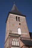 Jaani Church, Tartu Stock Image
