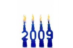 Jaar 2009 Royalty-vrije Stock Afbeeldingen