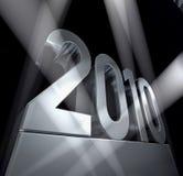 Jaar 2010 Stock Foto's