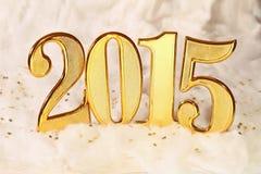 Jaar 2015 Stock Foto's