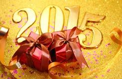 Jaar 2015 Royalty-vrije Stock Fotografie