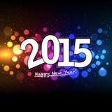 Jaar 2015 Royalty-vrije Stock Afbeeldingen