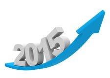 Jaar 2015 Stock Afbeeldingen