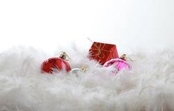 JAAR Joyeux Noel Royalty-vrije Stock Afbeelding