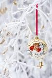 Jaar van de Schapen 2015 snuisterij Royalty-vrije Stock Afbeelding