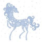 Jaar van het Paard 2014 Stock Foto's