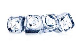 Jaar van icecube van 2008 Stock Afbeeldingen