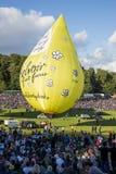Jaarlijks Bristol Balloon Fiesta Stock Afbeelding