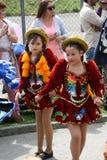 Jaarlijks cultureel festival in Hammarkullen, Gothenburg, Zweden Royalty-vrije Stock Fotografie