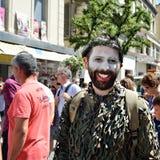 Jaarlijks het Theaterfestival van Avignon Stock Foto's