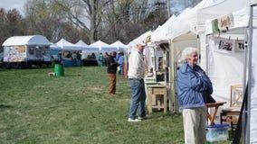 Jaarlijks Kornoeljefestival in Fairfield, Connecticut Stock Fotografie