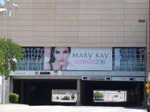 Jaarlijkse Mary Kay Seminar Gets Underway voor 2018 Royalty-vrije Stock Foto
