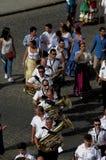Jaarlijkse viering van het Patroonheilige in Carmona 32 Stock Afbeeldingen