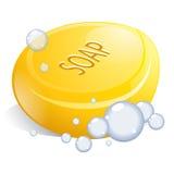 Jabón stock de ilustración