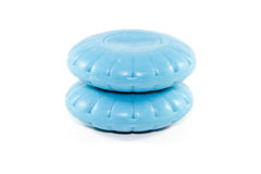 Jabón azul Imagen de archivo libre de regalías