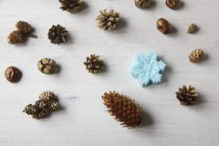 Jabón hecho a mano como regalo Imágenes de archivo libres de regalías