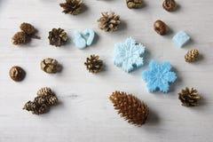 Jabón hecho a mano como regalo Imagen de archivo libre de regalías