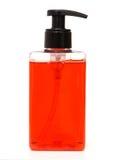 jabón líquido Imagen de archivo libre de regalías