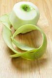 jabłczana łupa zdjęcie royalty free