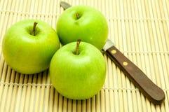 Jabłczana Świeża owoc Fotografia Stock