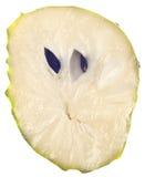 jabłczana cherimoya custard owoc Obrazy Stock