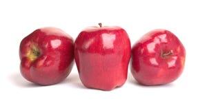 jabłczana czerwień Obrazy Stock