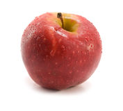 jabłczana czerwień Zdjęcia Stock