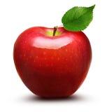 Jabłczana owoc odizolowywająca fotografia stock