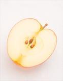 jabłczana połówka Zdjęcie Royalty Free