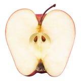 jabłczana przyrodnia czerwień obrazy stock