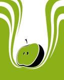 Jabłczanego soku pojęcie Obraz Stock