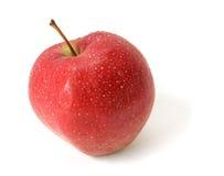 jabłczanego tła świeży biel Obraz Royalty Free